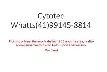 CYTOTEC 41 99145 8814 Curitiba  WHATTS