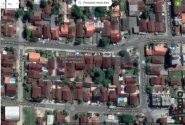 Terreno Comercial de esquina na Rua Américo Vespúcio Bairro Nova Brasíli
