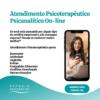 Atendimento Psicoterapêutico Psicanalítico On-line